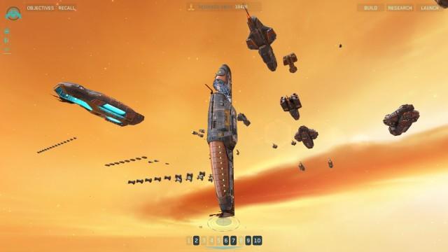 Homeworld Fleet