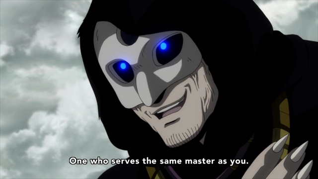 Magic in Arslan is almost universally sinister