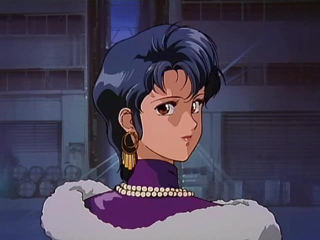 Sylia, one incredibly classy lady