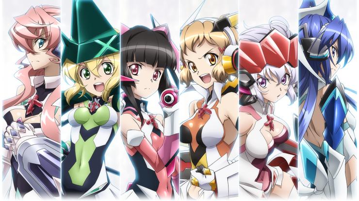 Symphogear_GX_Cast_of_Heroines