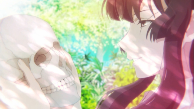 Beautiful Bones: Sakurano's Investigation